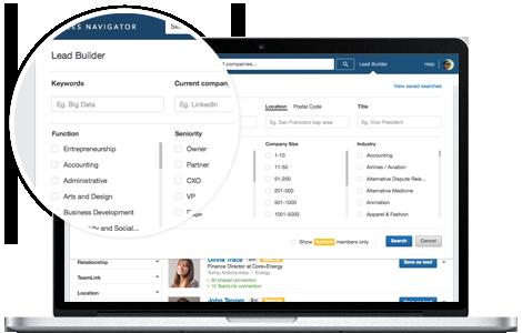 Sales Navigator de LinkedIn para Impulsar Tus Ventas ...