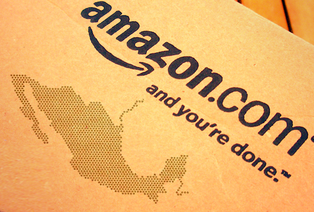 amazon-mexico Amazon: el centro comercial virtual