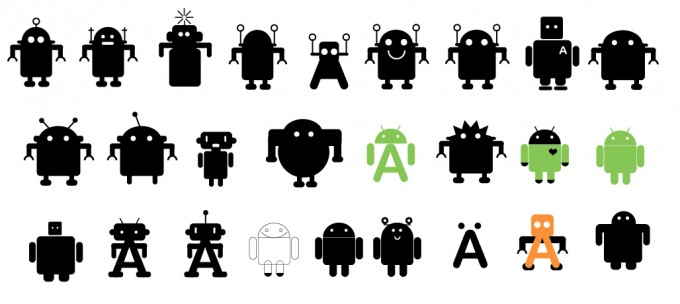 origen-de-android Andy: el origen del robot verde de Android