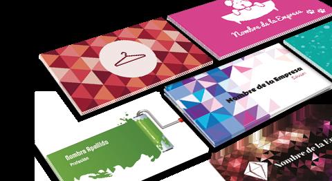 diseño Las tarjetas de presentación en el mundo de los negocios
