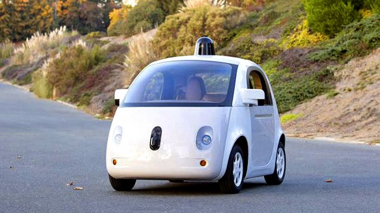 googlecar Google y Apple por el auto del futuro