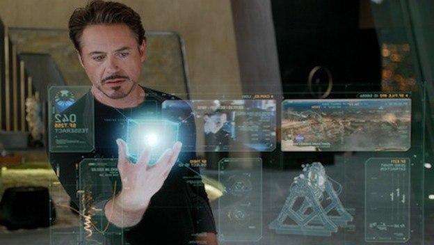 holusx519 Pantallas Holográficas: la realidad supera a la ficción