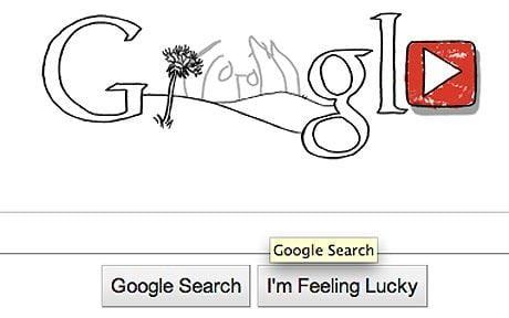 GOOGLE-DOODLE-JULES-VERNE Doodles de Google