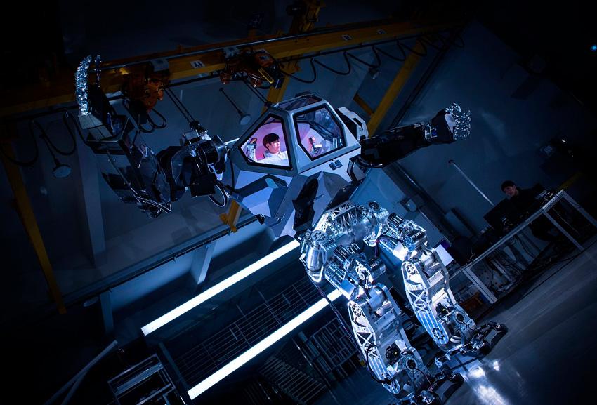 robot.tripulado.japon_ Robot tripulado Gigante en Corea del Sur