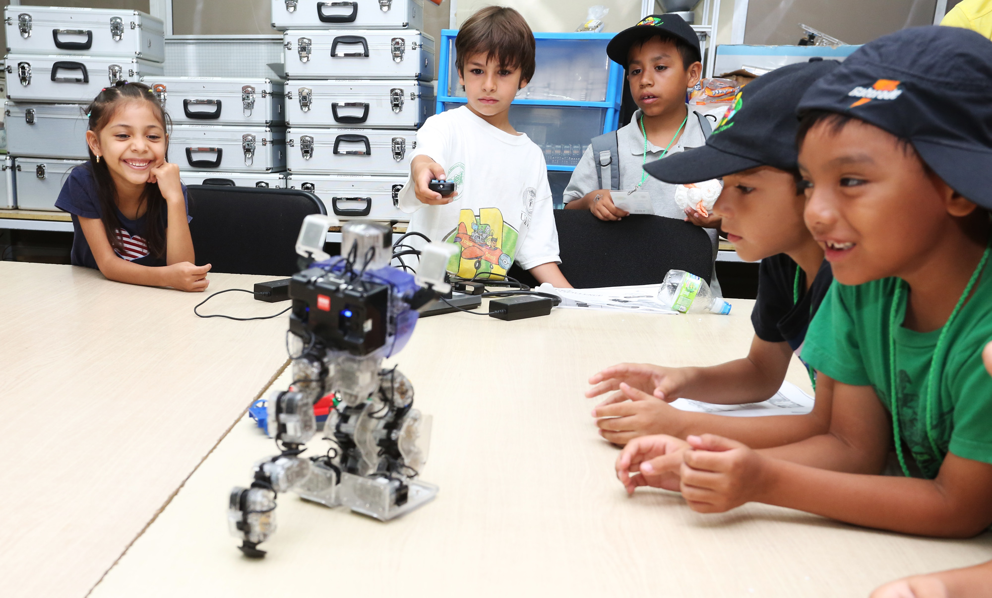 sngular-kids2 Sngular Kids: formando hoy a los desarrolladores del mañana