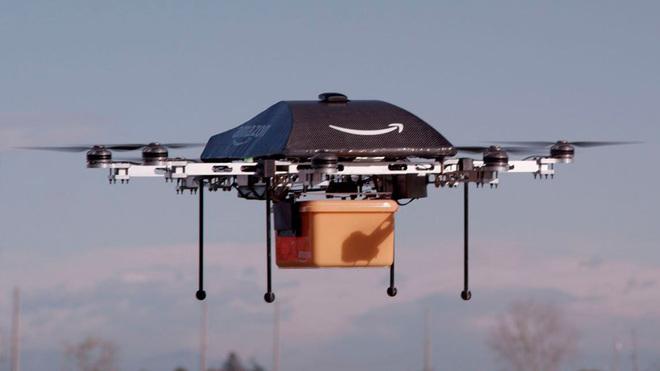 Entregas con drones
