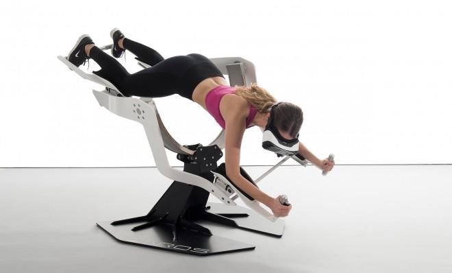 ICAROS ICAROS: realidad virtual y gimnasio