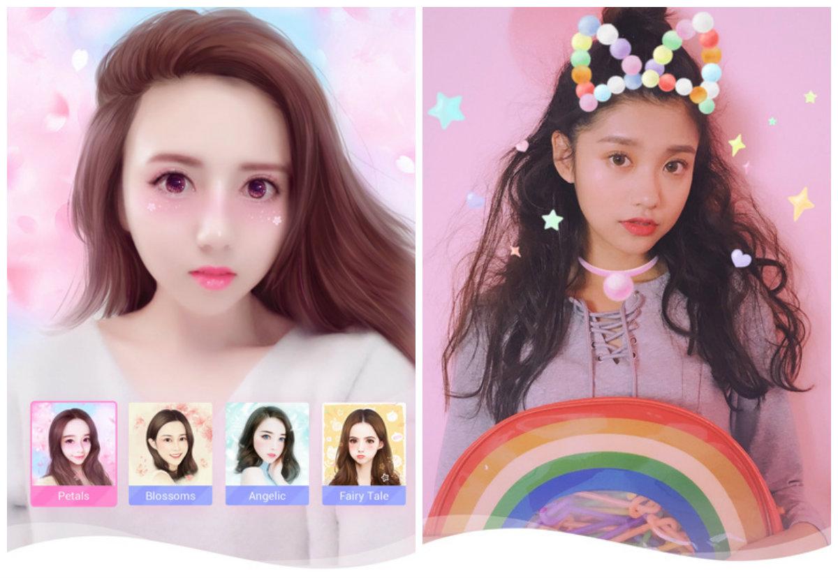 Meitu-App Meitu: la app de reconocimiento facial de la que todos hablan