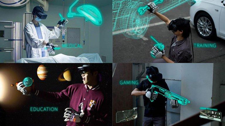 mediodexmo Dexmo: Guante para Realidad Virtual