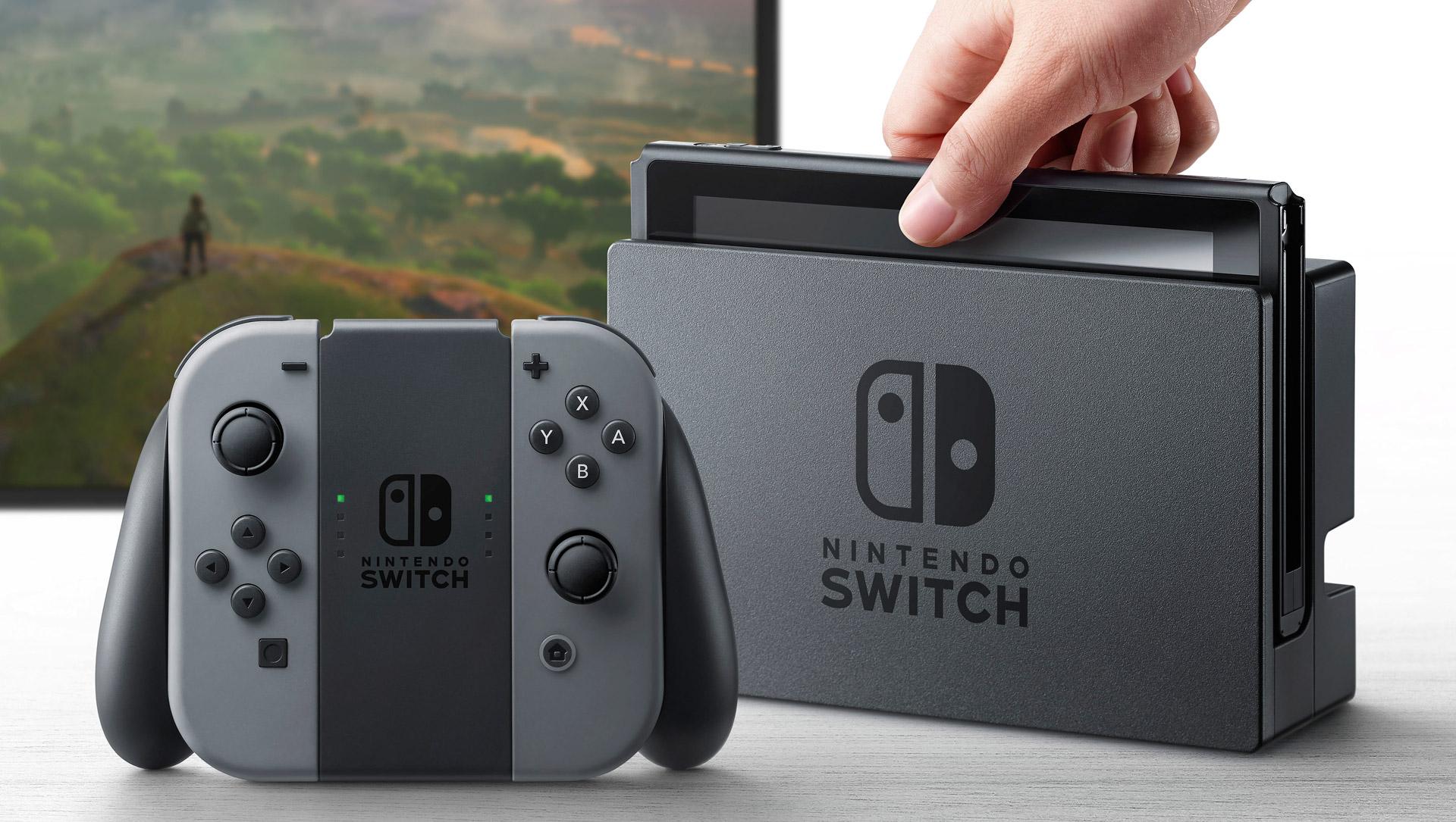 Nintendo Swich Precio