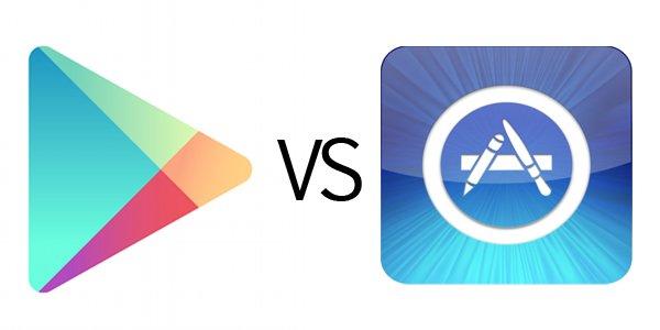 Play Store vs App Store
