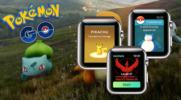 pokemon-go-apple-watch Pokémon Go en Apple Watch