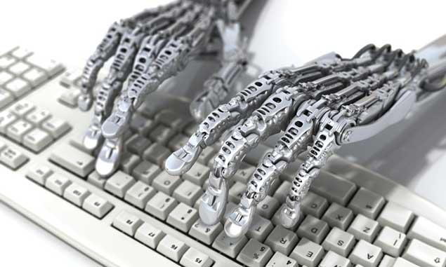 Robots reporteros