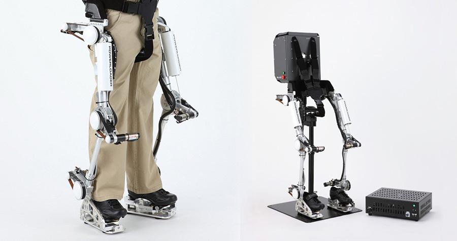 exoesqueletos para rehabilitación