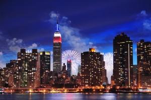 Nueva-York_ciudad-i-portada-300x200 New York City Manhattan midtown at dusk