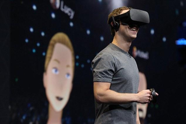 Facebook en Realidad Virtual