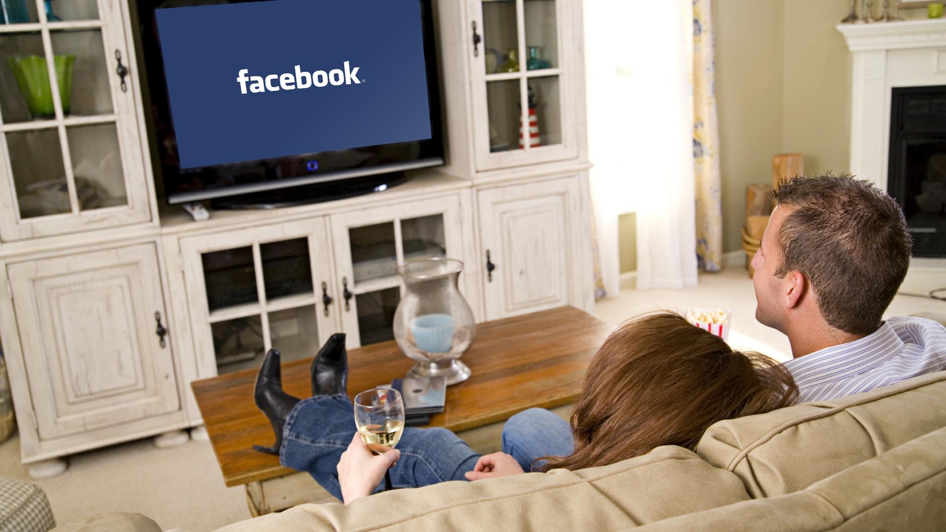 televisión en facebook