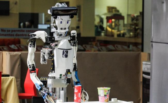 Golem Robot Mexicano