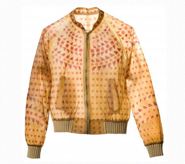 ropas Tejidos sostenibles, ropa hecha con setas