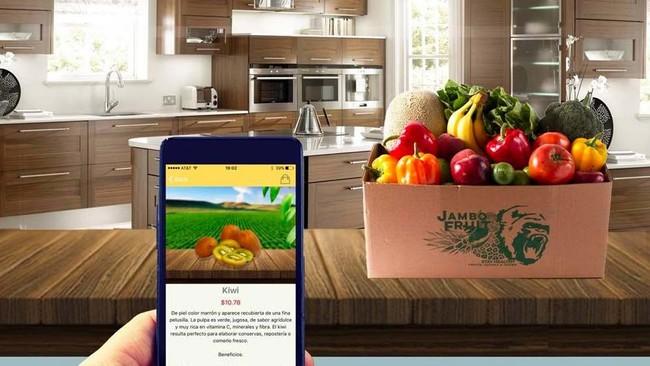 jm24 Jambo Fruit México, la app de frutas y verduras frescas