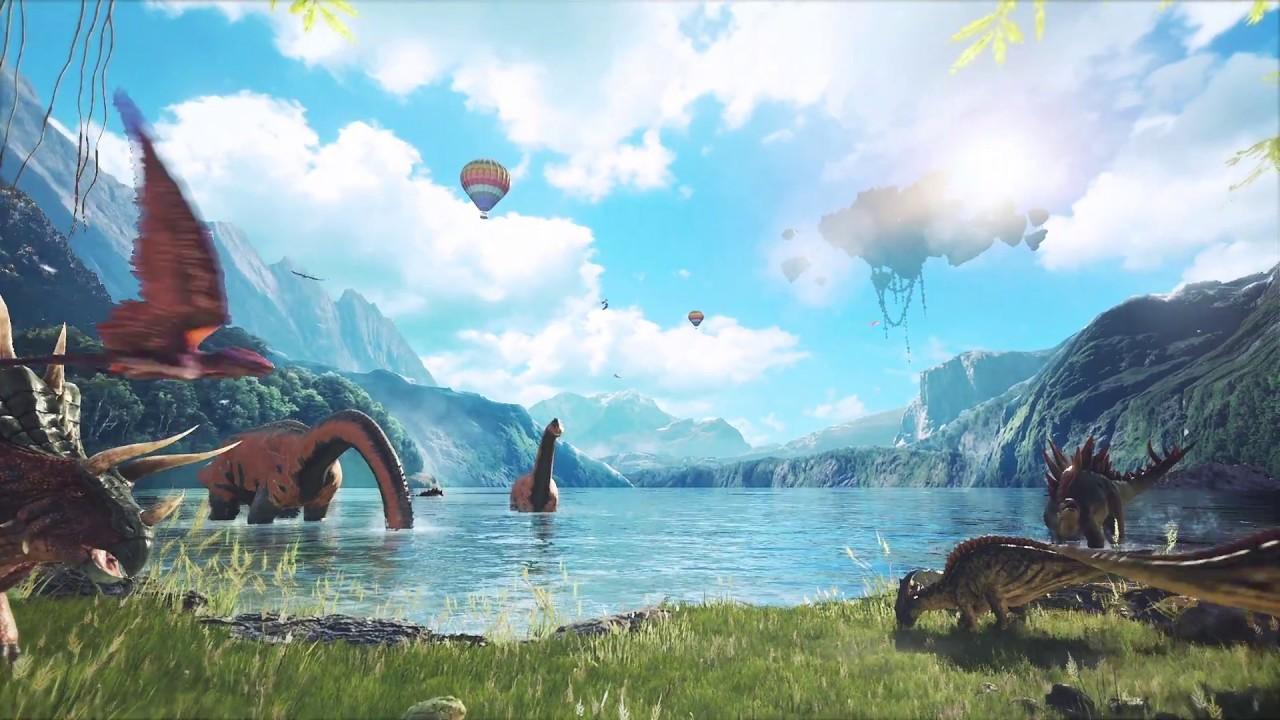 maxresdefault ARK Park: Parque jurásico en realidad virtual