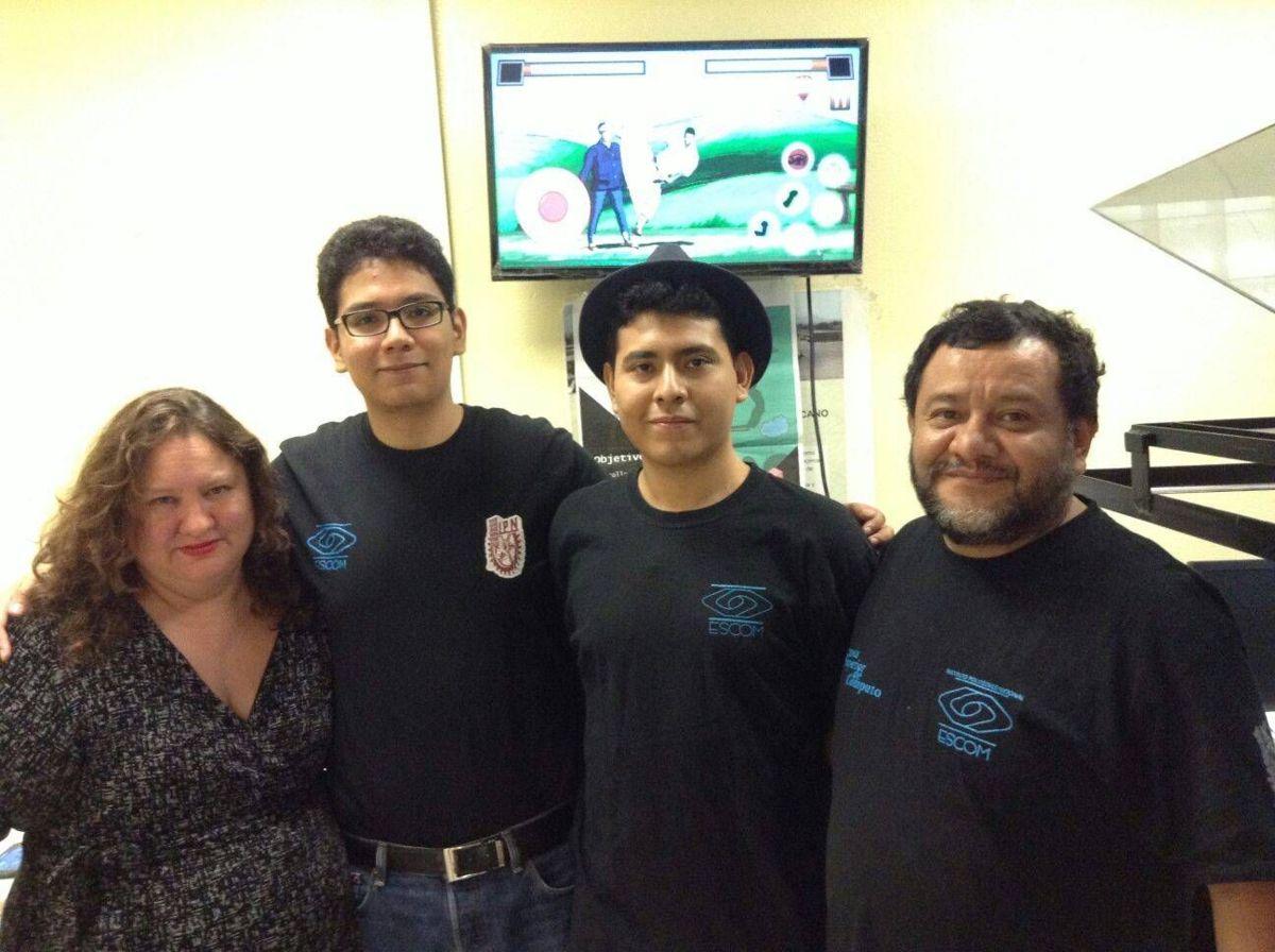 Fightxercise FightXercise, el videojuego mexicano que combatirá el sobrepeso