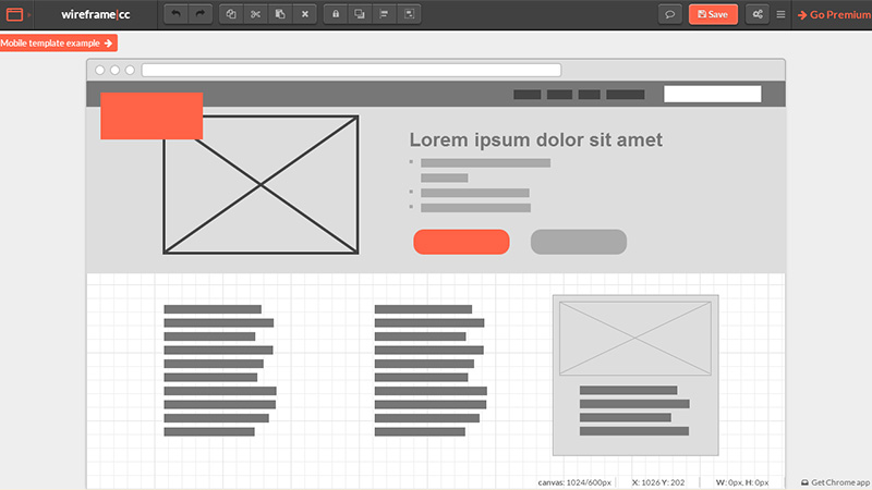Gliffy 5 Softwares para crear Mockups