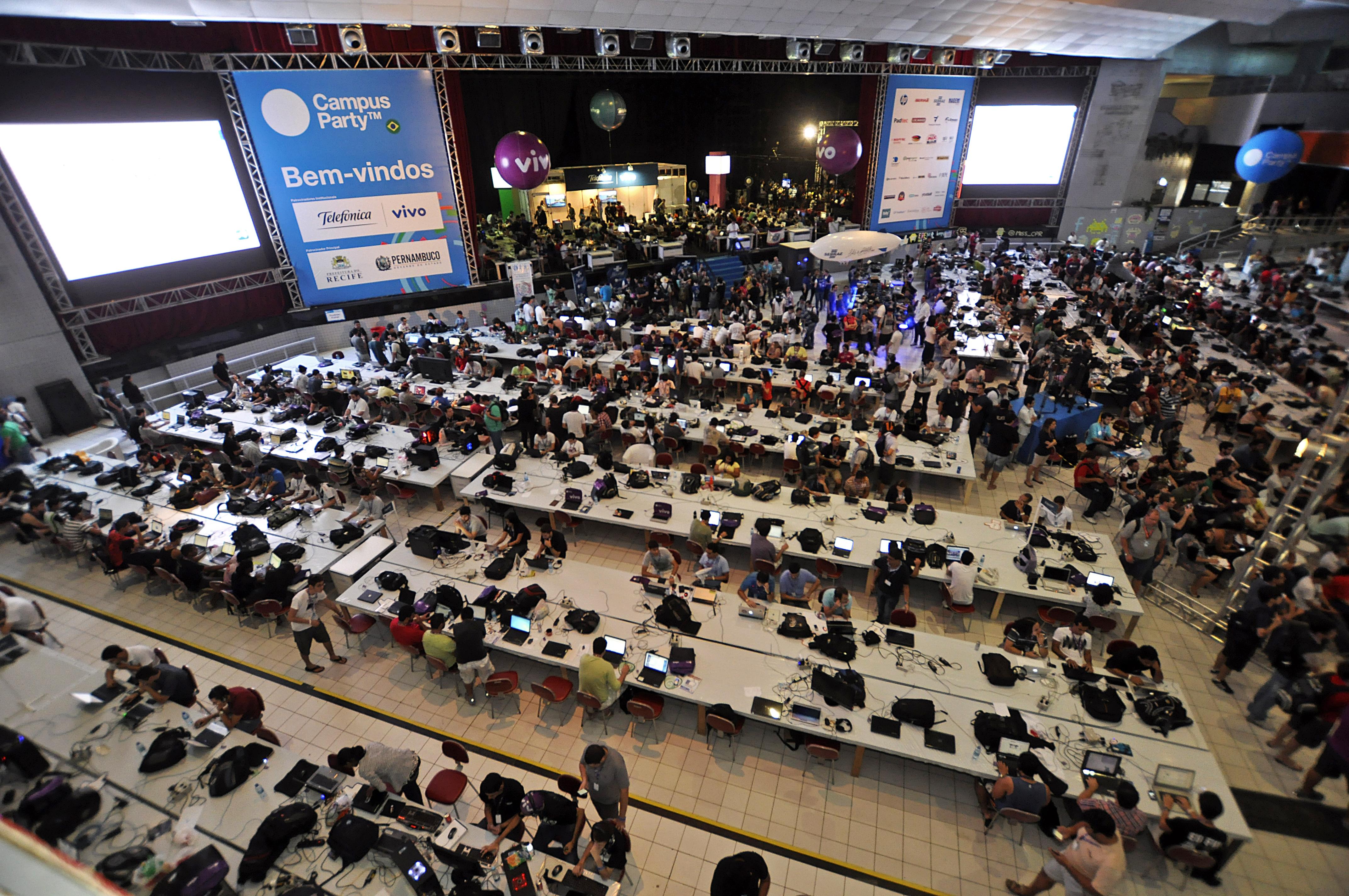 Qué es el Campus Party