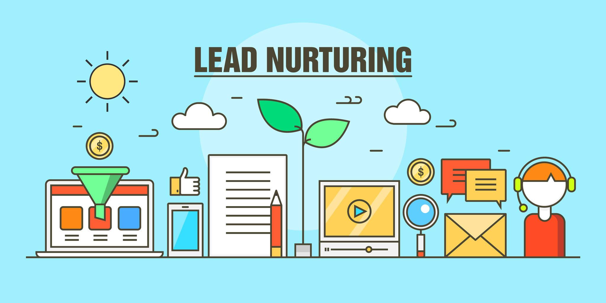 58616134_ml ¿Qué es el Lead Nurturing?