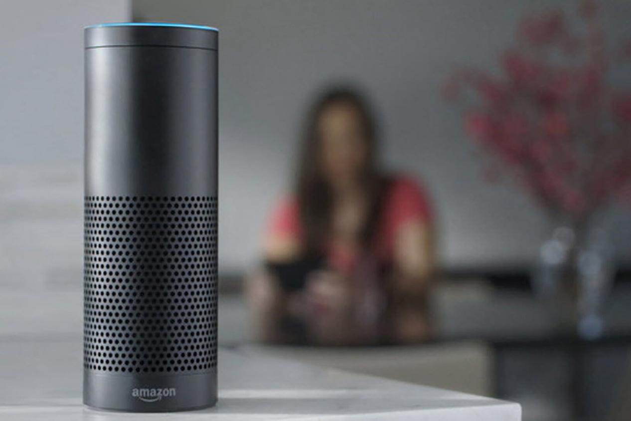 original Alexa: Sistema operativo de Amazon