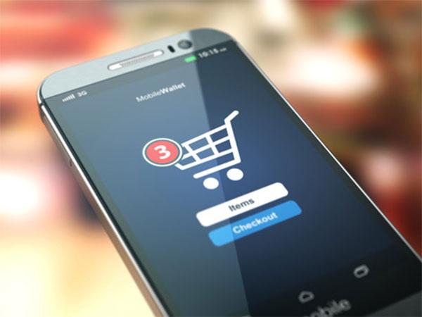 Tienda virtual para una app móvil