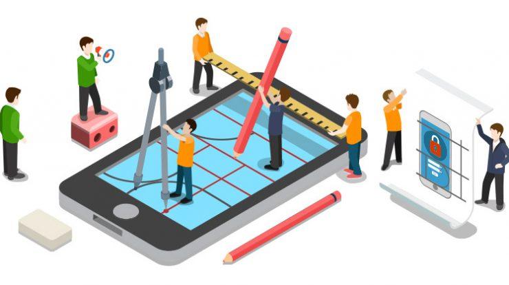 Diseño de una aplicación móvil