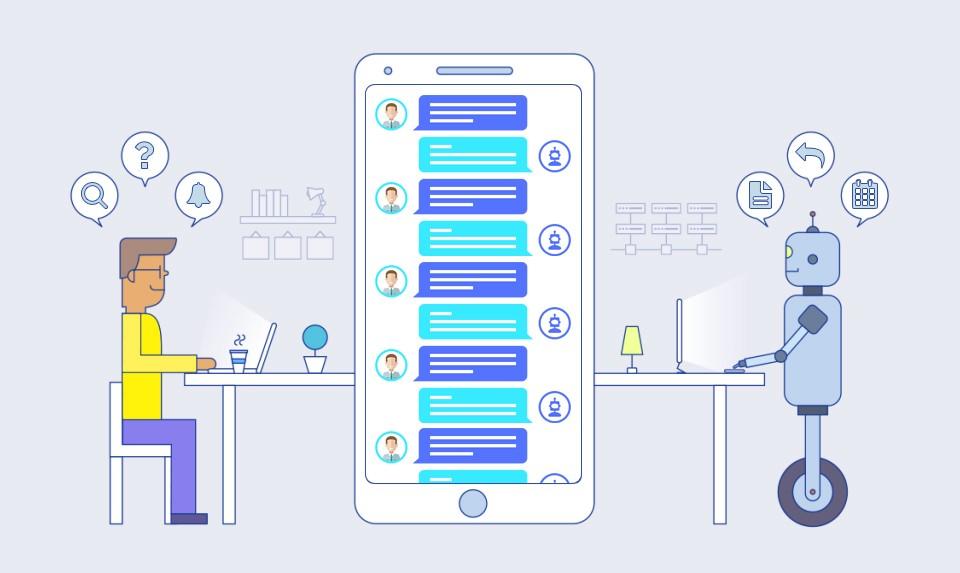 chatbot-conversacion Integración de un Chatbot como apoyo a una Landing page.