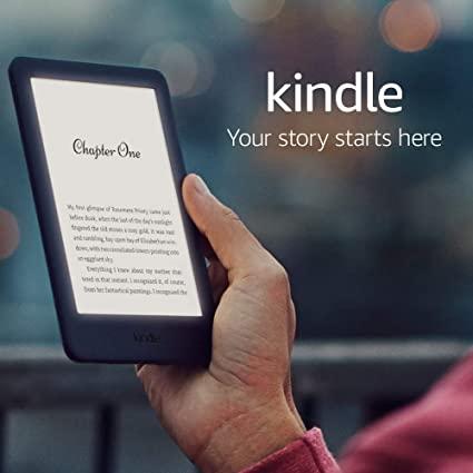 kindle Amazon Kindle, conoce más sobre ello