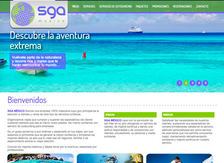 SGA México