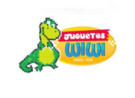 Diseño de logotipo Juguetes wiwi