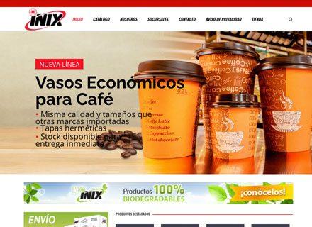 Página web INIX de México