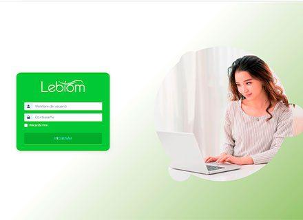 desarrollo de software lebiom